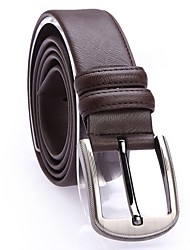 Men Buckle,Casual Leather All Seasons Christmas Gifts