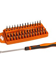 Pro'skit SD-9808N 58-Piece Precision Electronics chave de fenda Set