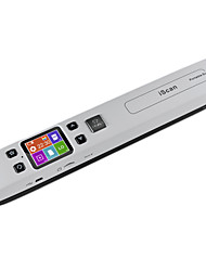 PSX - Magic Wand Two Rollers WiFi Portable Scanner 1050 DPI Handheld Scanning Pen HandyScan