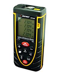 80M Infrared Distance Meter Laser Rangefinder