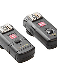 RF-802 Wireless Camera Speedlite Trigger (noir)