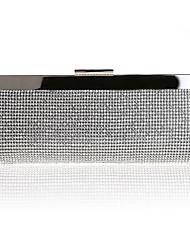 ONDY Newlong Раздел Алмаз вечерняя сумочка (серебро)