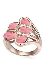1000se Women's Fashion Special Pattern Cat's Eye Ring 13289