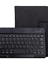 Bluetooth V3.0 59-Key Keyboard with Protective PU Leather Case Stand  for DELL Venue 8 Pro