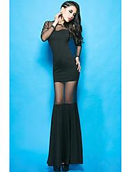 Women's Sexy Network Dress