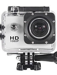 HD1080P-F23W Mini Action Camcorder (White)