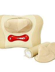 Butterfly Shaped Electric Massage Pillow (White)