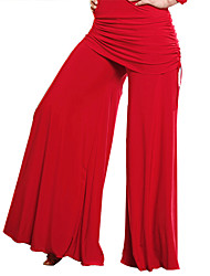 Dancewear Women's Sexy Viscose Latin Dance Pants(More Colors)