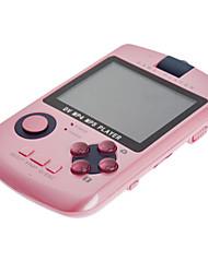 2,8 polegadas tela LCD jogador portátil do jogo MP4 Player com TF Suporte para câmera (2 GB)
