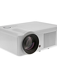SVGA 2000 Lumens LCD Projector with HDMI Input TV Tuner