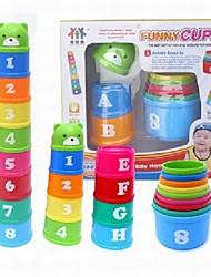 Jouets bébé éducation Mini Coupe Ours Jouets