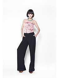 Women's Pants , Polyester/Spandex Zoely