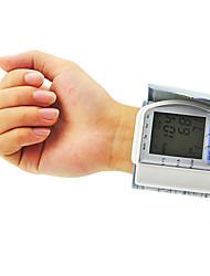 Wrist Blood Pressure Monitor