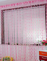 """Romance Filled House Curtain Line - Three Colors Available (39""""W × 78""""L)"""