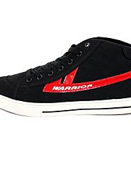 Homens GUERREIRO Anti-derrapante calçados casuais Estilo Oriente lona
