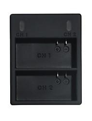 highpro Super Mini dual-slot de carregador de bateria para GoPro Hero 3 / hero 3