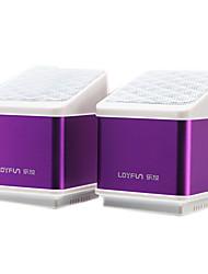 LOYFUN H2600 3,5-mm-Super Bass Lautsprecher
