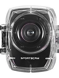 Sportcam HD1080P F31B-Aktion Mini-Camcorder (Schwarz)