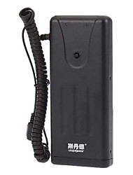 SDT-1501 Flashgun Power Pack for Camera Flash (Black)