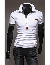 Uomo versione coreana POLO T-Shirt All-partita