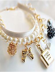 babalusha элегантный имитация жемчужина браслеты