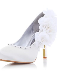 Women's Wedding Shoes Heels/Platform Heels Wedding/Party & Evening White