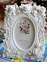 """6"""" 7"""" 10""""Modern European Style Pearl Metal Picture Frame"""