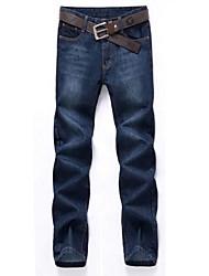 Pantalones ocasionales de los hombres de moda