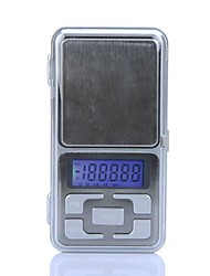 High Accuracy Mini Electronic Digital Pocket Scale Jewelry Weighing Balance Portable 500g/0.1g