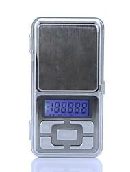 Высокая точность Мини Электронные цифровые весы карманные ювелирные весы, портативные 500g/0.1g