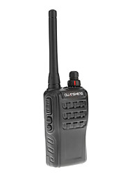 Quansheng 400-470MHz 120 uur standby-tijd Jacklight Voice Prompt FM Two Way Radio Walkie Talkie