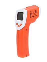 Pistola Temperatura sin Frente Contacto Cuerpo IR Termómetro infrarrojo con láser digital LCD retroiluminado con