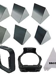 Kit de Filtre Carré complète (9 po 1) Compatible avec Cokin série P