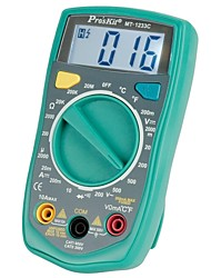 Pro'sKit MT-1233D-C 3 1/2 Digital-Multimeter