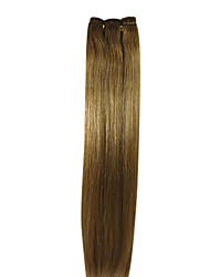 18inch 5A Indian Remy Hair Weft Silky Straight 100g More Colors Avaliable
