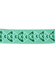 Mold 3D Lace Patterned Silicone