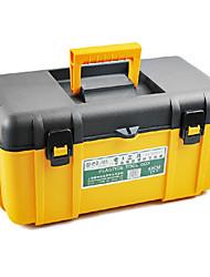(58 * 27 * 25) Kunststoff-Werkzeugkästen Gelb