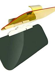 Anti-Glare lunettes de vision nocturne pare-soleil Miroir multi-usages pour la voiture