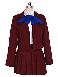 Alfheim online Lyfa Vino Rosso Costume Cosplay - Spada arte Online