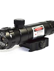 Многофункциональный Регулируемый универсальный тактический красный лазерный прицел с 5Mw 12см Laser
