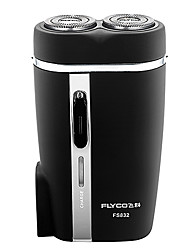 High Quality New Style Flyco Dual-Head Floating Rotary Electric Men Shaver