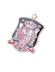 2014 World Cup Spanish National Team Badge