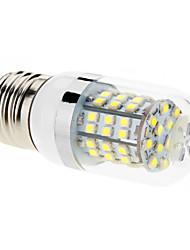 E26/E27 7 W 60 SMD 2835 550-680 LM Cool White Corn Bulbs AC 220-240 V