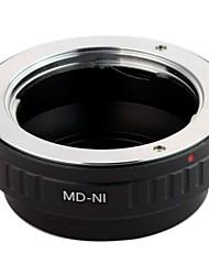 Minolta MD объектива для Nikon1 J1 V1 Адаптер для установки