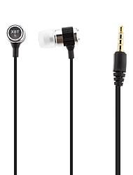 M02 ergonomique écouteurs In-Ear avec micro pour le portable `