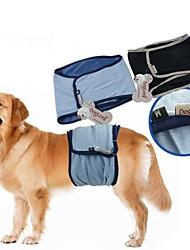 masculinos pantalones perro pañales para mascotas perros