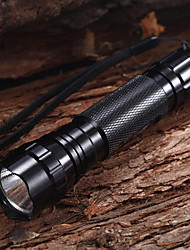 LED Flashlights/Torch / Bike Lights Cree XM-L T6 Cycling Waterproof 18650 1200 Lumens Battery Cycling/Bike / Multifunction