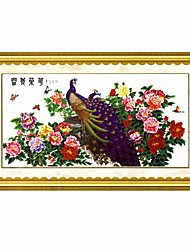 MEIAN Wealth And Worldy Glory Cross-stitch