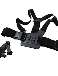Accessori GoPro Imbracatura Petto / Fascia per il petto / Con bretelle / MontaggioPer-Action cam,Gopro Hero 2 / Gopro Hero 3+ / GoPro