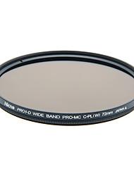 Nicna PRO1-D Digital Filter Wide Band Slim Pro Multicoated C-PL (72mm)